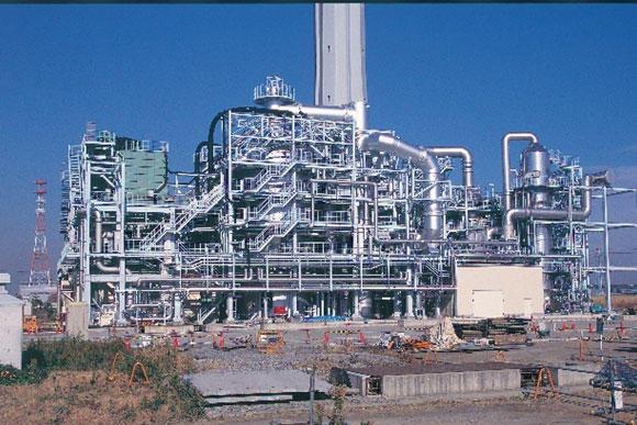 製造工場の電気設備工事