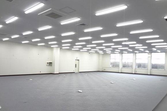 オフィスビル電気設備工事